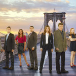 Tornano in tv Castle e Kate Beckett