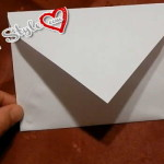 Busta da lettera fai da te