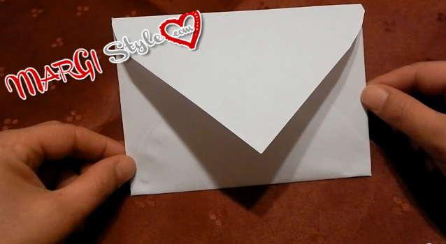 Popolare Busta da lettera fai da te - MarGistyle UX97