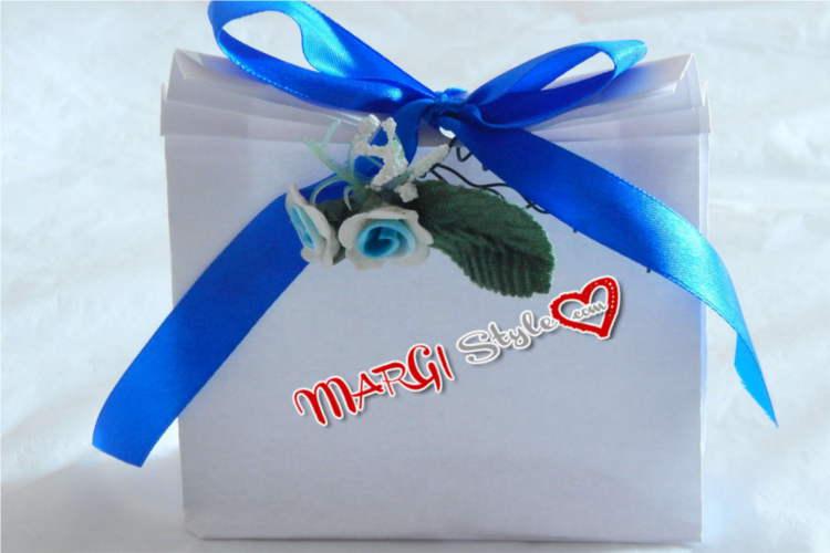 sacchetto regalo fai da te