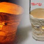 Lanterna mummia – Diy Halloween