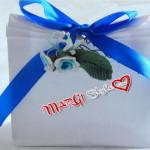 Sacchetto regalo fai da te con carta